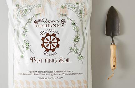 Organic Mechanics Packaging