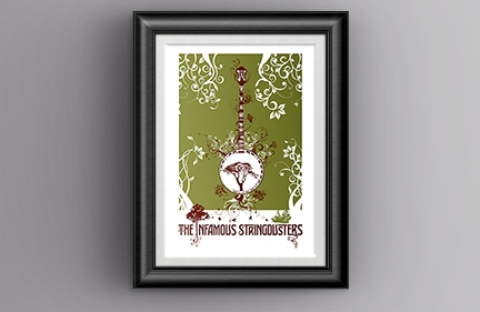 Infamous Stringdusters Posters
